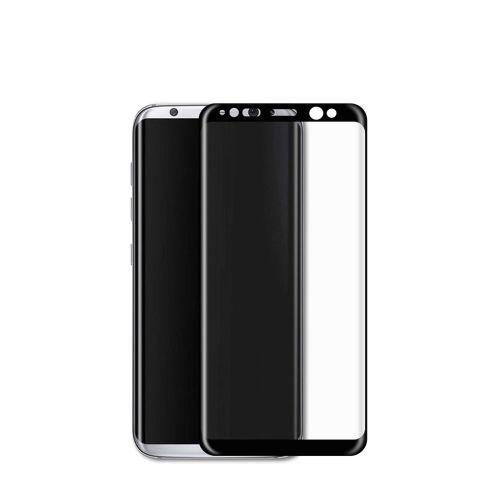 Samsung Galaxy S8 - Film en verre trempé incurvé 9H 3D