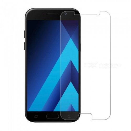 Samsung Galaxy A7 2017 - Tempered glass screenprotector 9H 2.5D