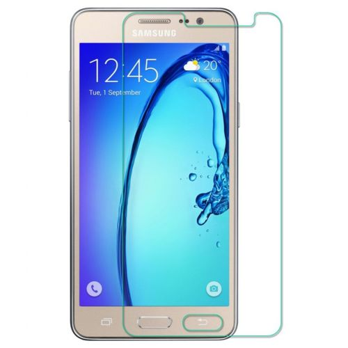 Samsung Galaxy J3 - Tempered glass screenprotector 9H 2.5D