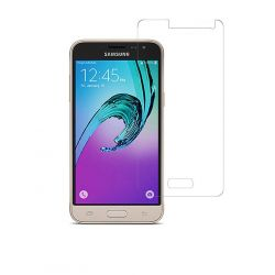 Samsung Galaxy J3 2016 - Tempered glass screenprotector 9H 2.5D