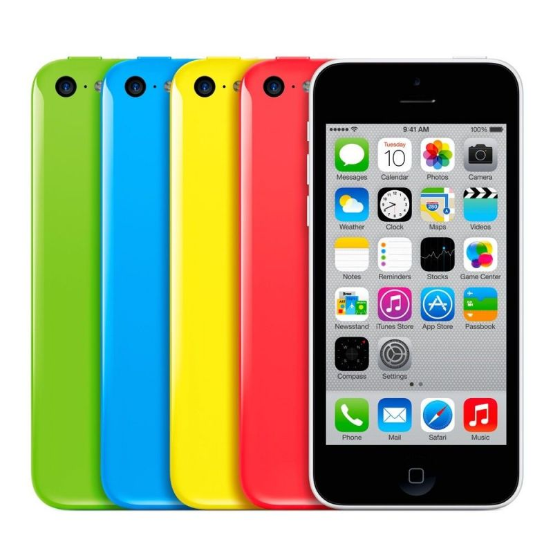 iphone 5c 8gb occassion gamme 2ndrenewd. Black Bedroom Furniture Sets. Home Design Ideas