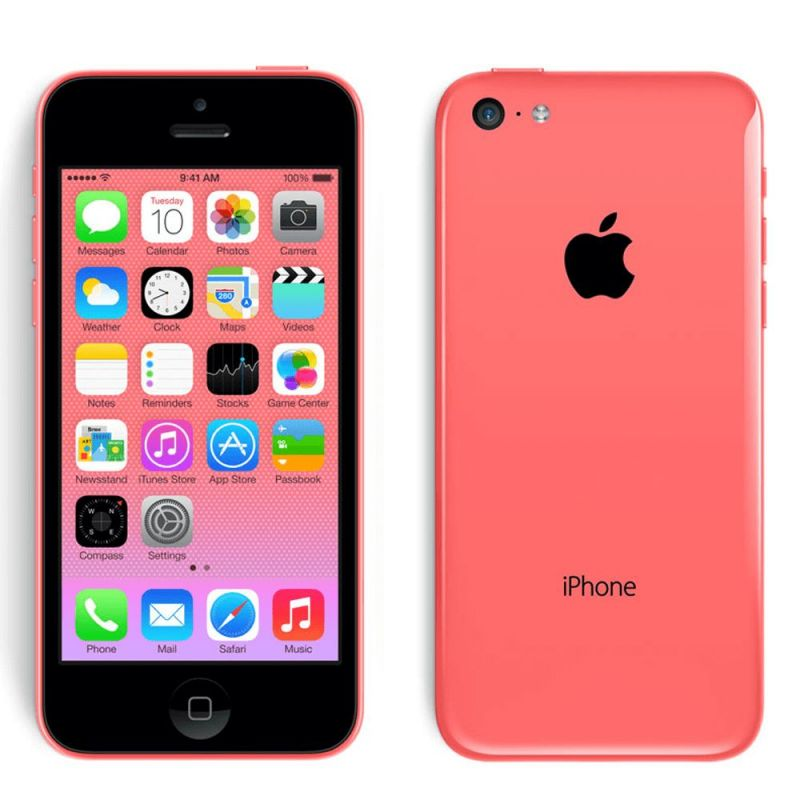 iphone 5c 32gb reconditionn gamme renewd. Black Bedroom Furniture Sets. Home Design Ideas