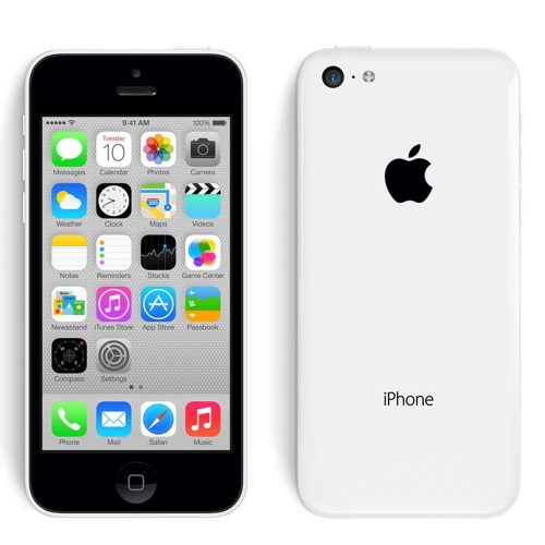 iPhone 5C 32Gb - Reconditionné ( Gamme Renewd )