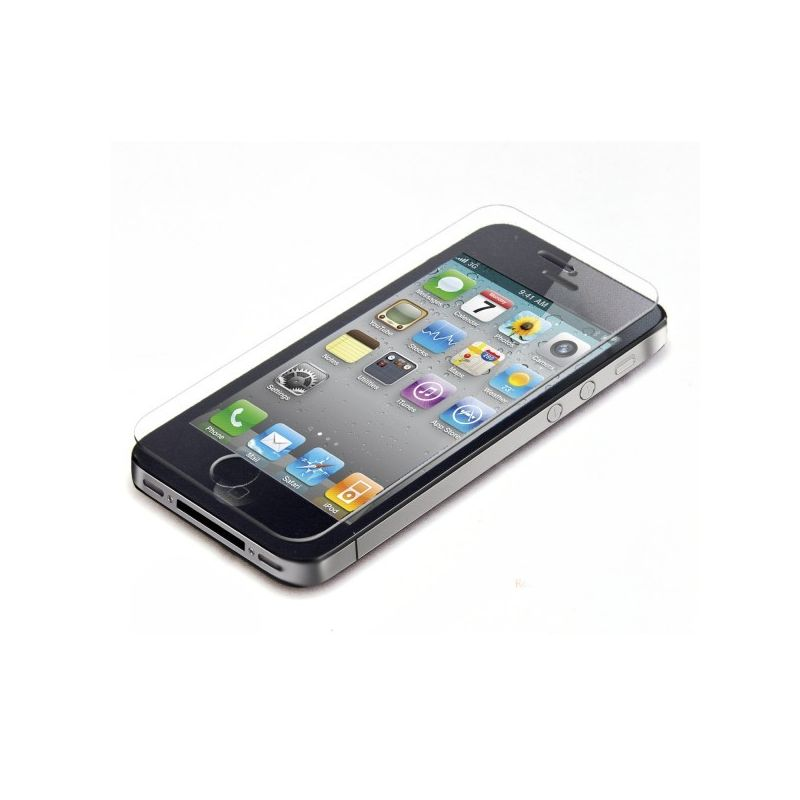 tempered glass screenprotector 9h 2 5d voor iphone 4 4s. Black Bedroom Furniture Sets. Home Design Ideas