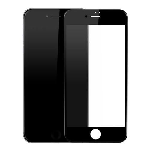 iPhone 7 Plus - Curved tempered glass screenprotector 9H 3D
