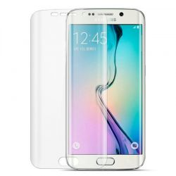 Samsung Galaxy S7 Edge - Curved Tempered glass screenprotector 9H 3D