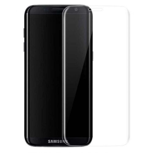 Samsung Galaxy S8+ - Curved Tempered glass screenprotector 9H 3D